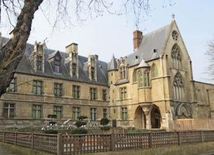The Cluny Museum In Paris