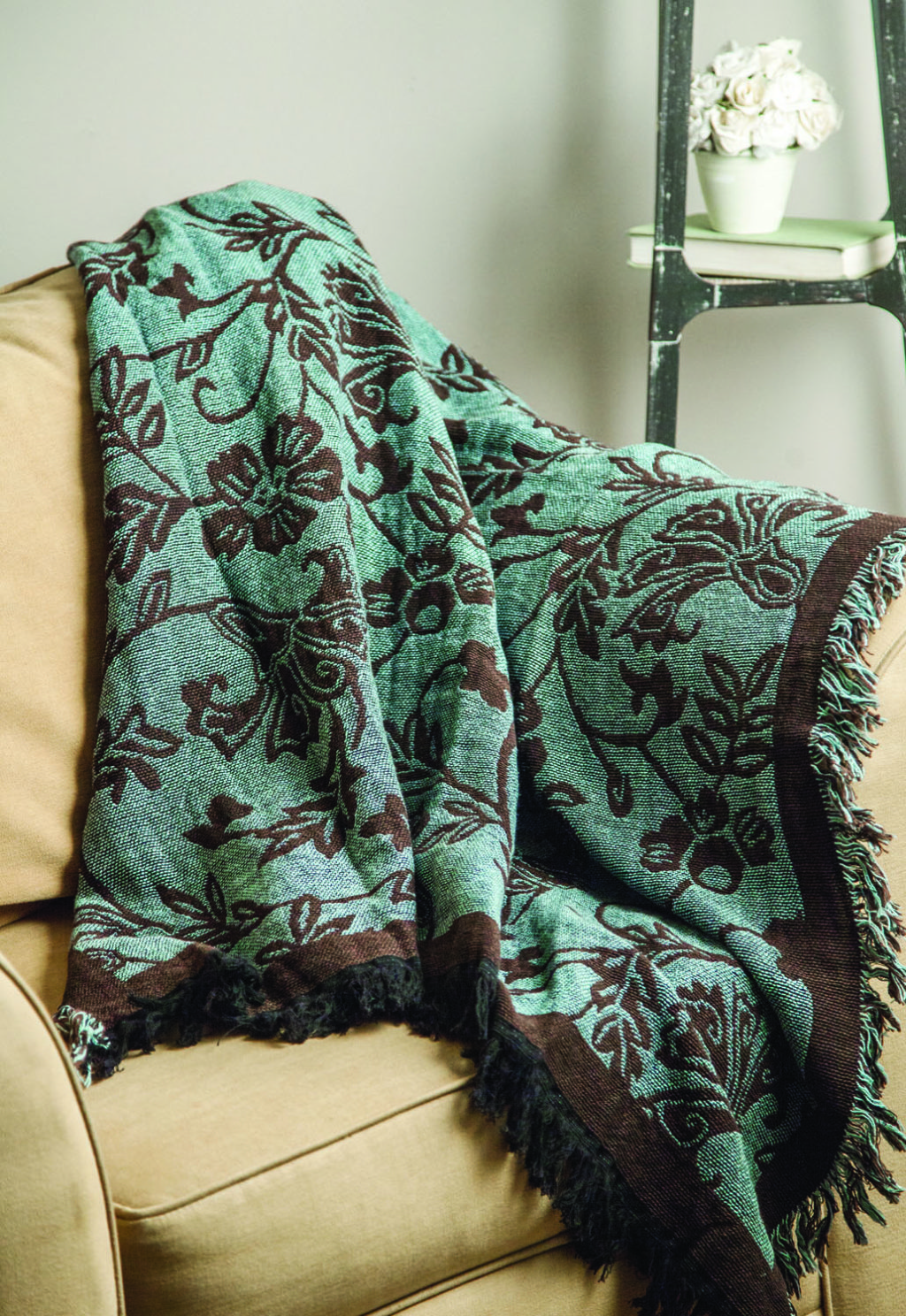 Tapestry throws