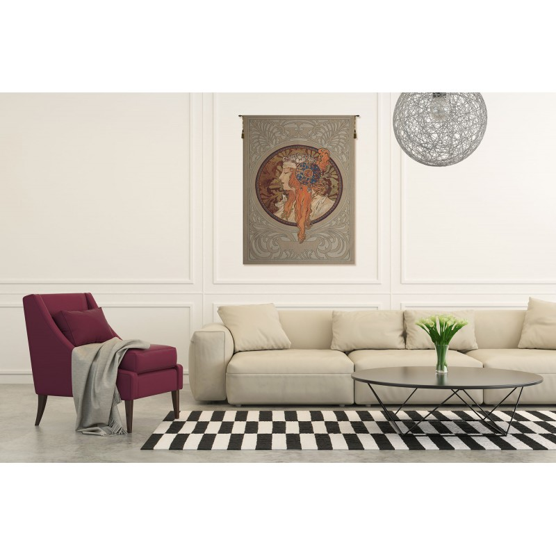 art tapestry wall hanging