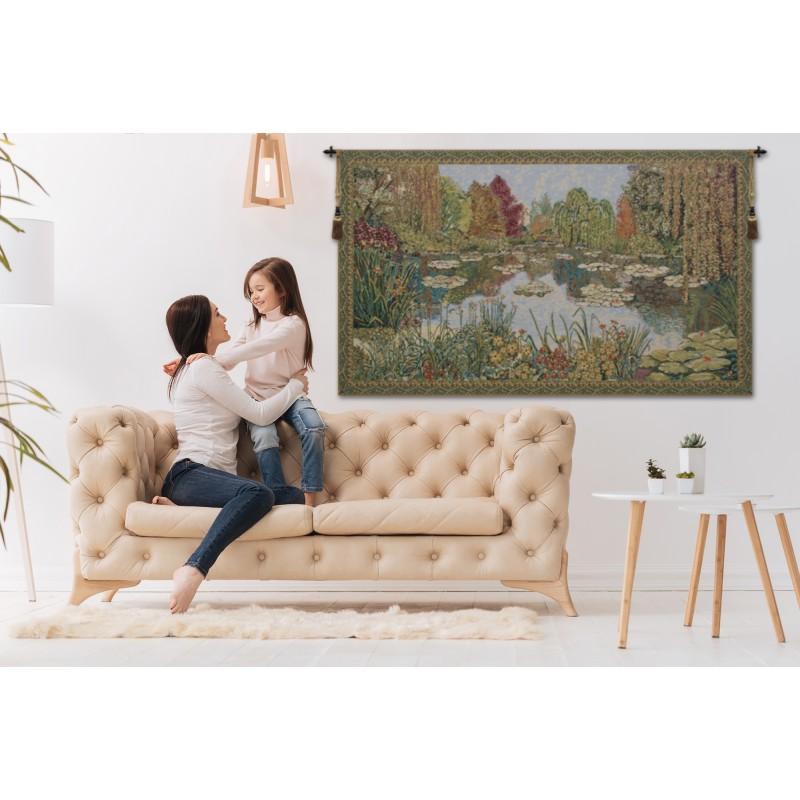 famous artist belgian tapestry